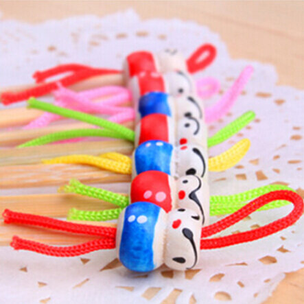 5 Pcs Bambus Ohr Picks Nette Mini Puppe Earpicks Wachs Entferner Reiniger Ohr Pflege werkzeug