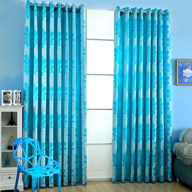 Napira ريفي نمط أشكال عرض النوافذ ثلاثية الأبعاد تول الستائر باب المطبخ ديكور المنزل Cortinas مجموعات