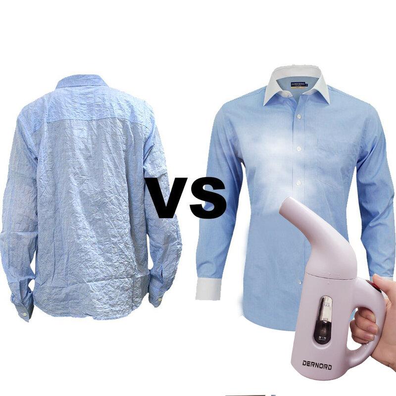 110v 900w Weiß Tragbare Handheld Mini Garment Steamer mit UNS Stecker für Home und Reise