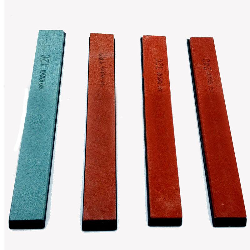 الحجر 80-3000 الحصباء strickenly سكين مبراة الجيل الثاني مبراة سكين شحذ الحجر مع قاعدة لوحة 1 قطعة السعر