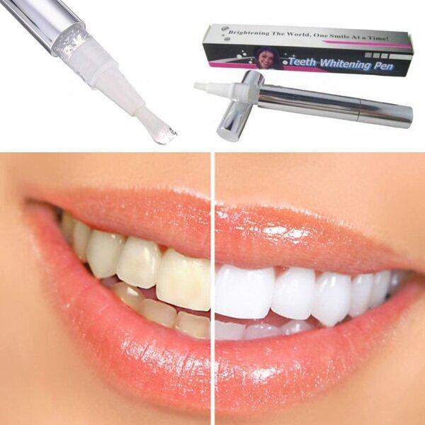 Popolare White Teeth Whitening Pen Tooth Gel Sbiancante Bleach Rimuovere Le Macchie Igiene Orale Vendita Calda
