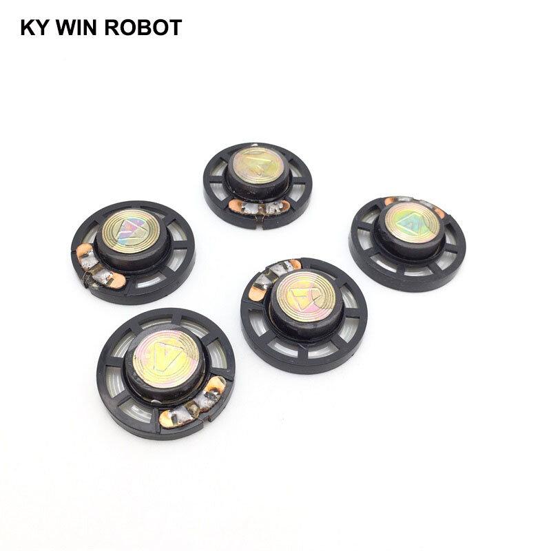 5 unids/lote nueva Ultra-Delgado Mini altavoz 8 ohmios 0,25 vatios 0,25 W 8R diámetro del altavoz 29MM 2,9 CM de espesor 9MM