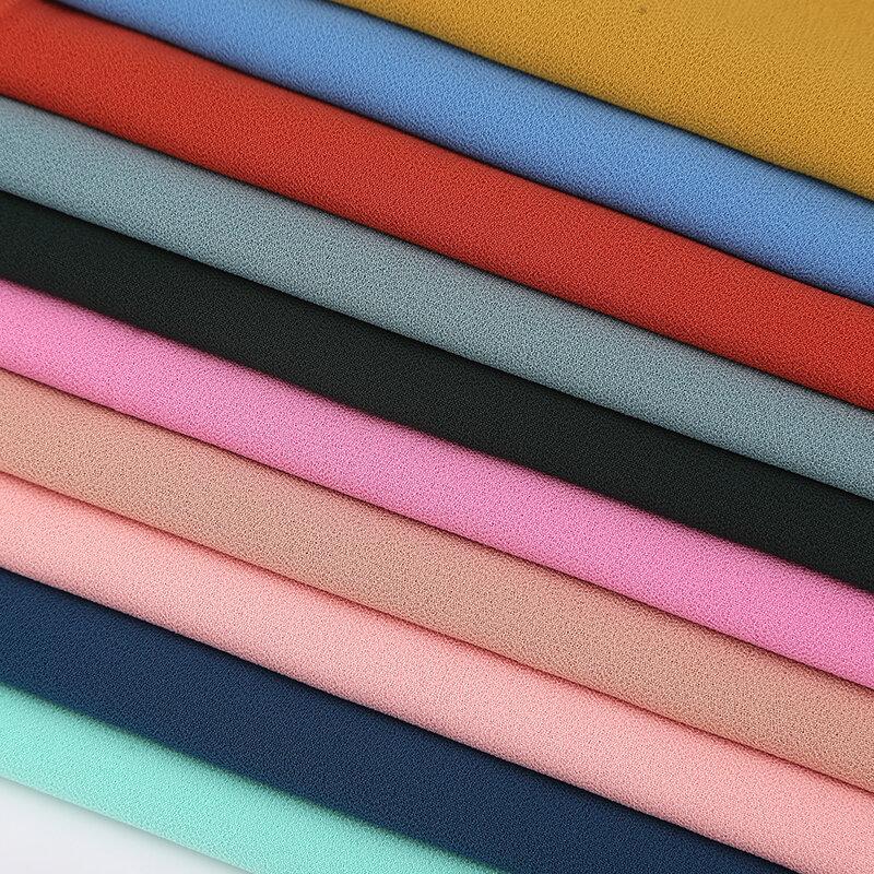 ผู้หญิงธรรมดาฟองชีฟองผ้าพันคอHijabห่อพิมพ์ShawlsสีทึบHeadbandมุสลิมHijabsผ้าพันคอ/ผ้าพันคอ60สี