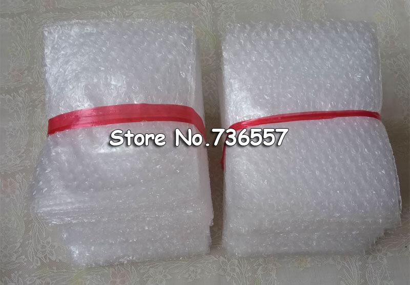 150x200mm 8x10cm 10x15cm buste a bolle avvolgere sacchetti sacchetti imballaggio PE Mailer imballaggio pacchetto