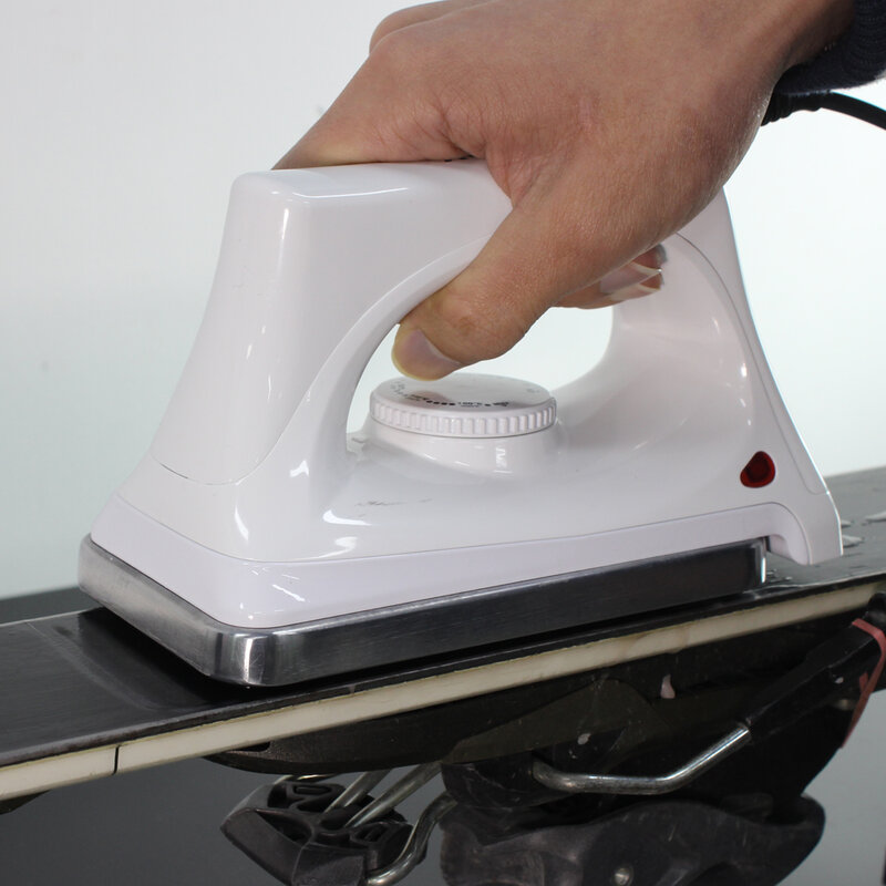 لوح التزلج XCMAN ، حديد الشمع الاسكندنافي ، التحكم الدقيق في درجة الحرارة