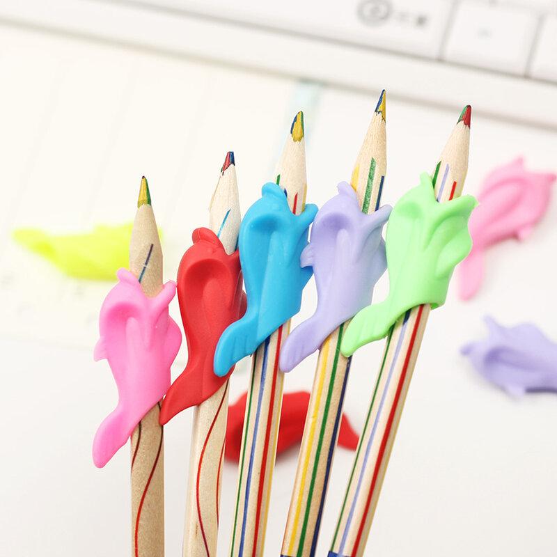 20 PCS Lernen Partner Kinder Studenten Schreibwaren Bleistift Holding Practise Gerät für Korrektur Stift Haltungen Grip