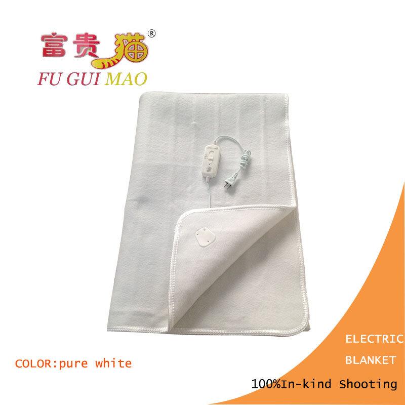 FUGUIMAO Heizdecke Doppel Elektrischen Matratze 220 v Elektrische Heizdecke 150x160 cm Heizdecke Körper Wärmer
