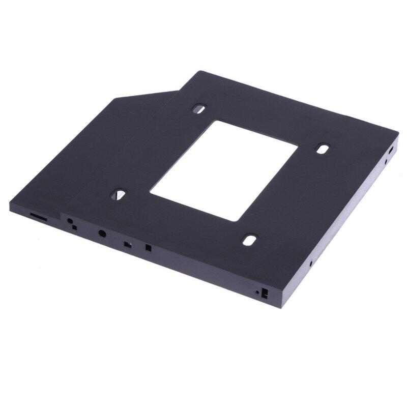 Newst قرص صلب محرك خليج العالمي 2.5 2nd 9.5 مللي متر Ssd Hd SATA قرص صلب محرك HDD العلبة محول خليج ل Cd Dvd Rom البصرية خليج