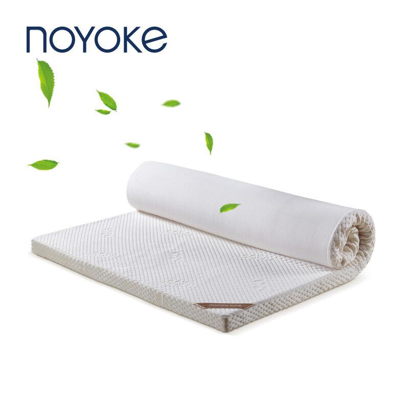 NOYOKE-colchón Tatami plegable de espuma viscoelástica, muebles de dormitorio, cama de 1,5 M de grosor, 5cm