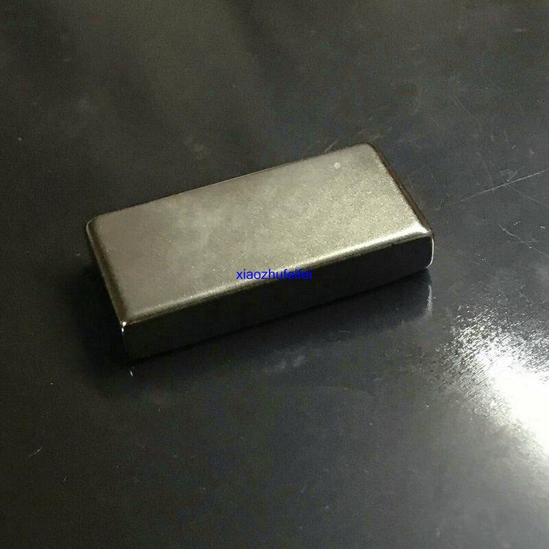 1 قطعة 50*25*10 neo dymium مغناطيس نادر الأرض NEO مغناطيس 50x25x10 جدا قوية مغناطيس للقفل 50 مللي متر x 25 مللي متر x 10 مللي متر