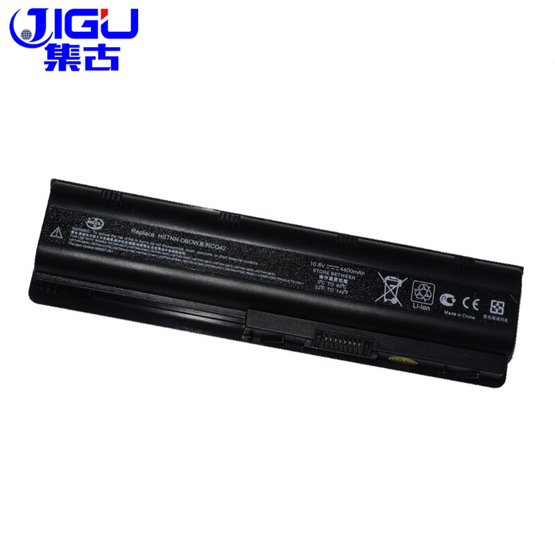 JIGU بطارية كمبيوتر محمول G42 G62 G56 MU06 G6-2214 ريال HSTNN-LBOW HSTNN-Q68C Q69C HSTNN-UB0W WD548AA ل HP كومباك Presario CQ32 CQ42