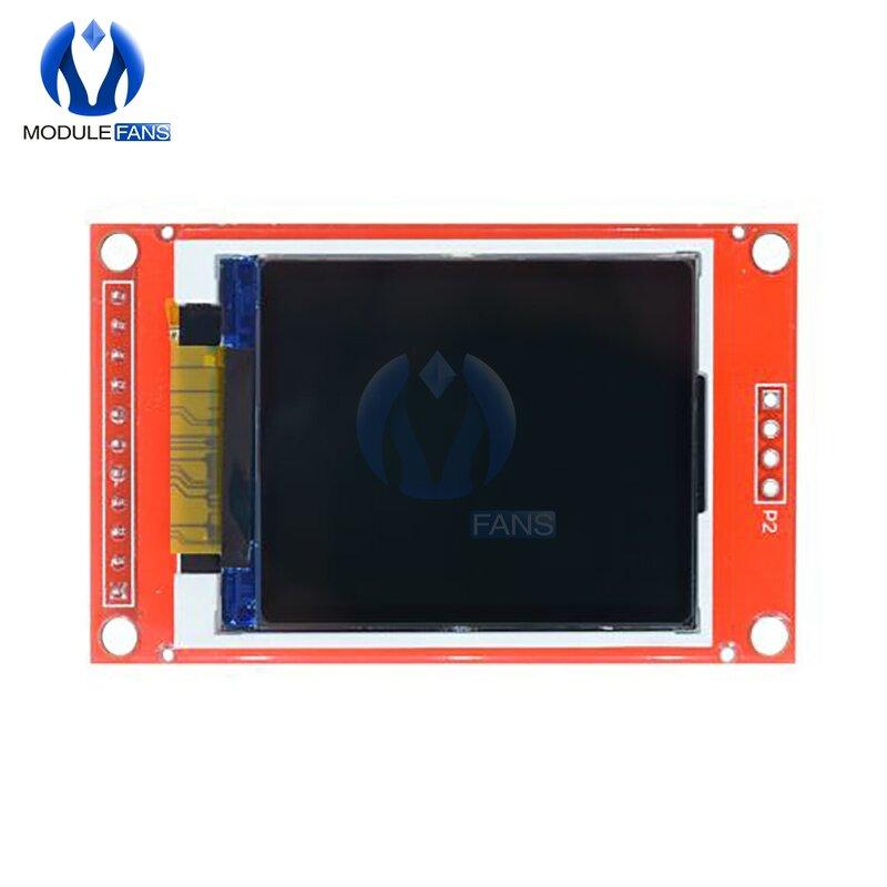 """1.8 """"1.8 นิ้วจอแสดงผล TFT LCD โมดูล ST7735S Controller 128x160 51/AVR/STM32/แขน 8/16 บิตไดรฟ์สำหรับ Arduino SPI I/O IO"""