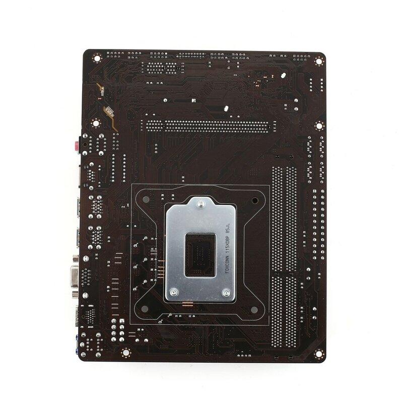 جديد لوحة أم للكمبيوتر H110 V31 DDR3 LGA1151 حاسوب شخصي مكتبي لوحة رئيسية 16GB ماكس ل Core i3 ، i5 ، i7 CPU mATX