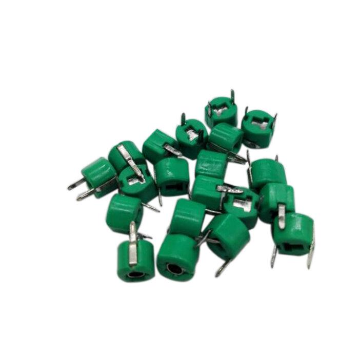 20 قطعة ، JML06-1-20P 20pf 6 مللي متر JML06-1 DIP المتقلب قابل للتعديل مكثف شحن مجاني 5P 10P 20P 30P 40P 50P 60P 70P 120P