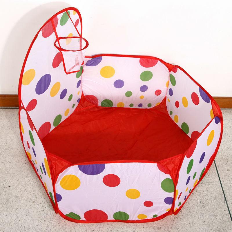 Nuovi bambini Kid Ocean Ball Pit Pool gioco gioca tenda In/Outdoor casa per bambini gioca capanna piscina gioca tenda