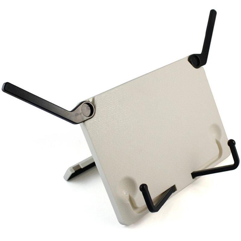 2018 Moda Portatile Pieghevole Tablet Tablature Fermalibri Libro Del Basamento Supporto Della Lettura Studio Titolare Libro di Scuola Ufficio di Cancelleria