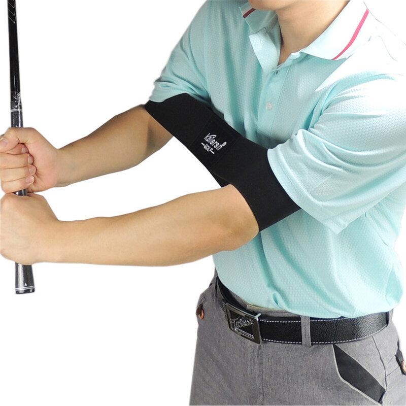 Attrezzature da golf Golf Braccio di Movimento Cintura di Correzione Swing Golf Training aids golf swing band