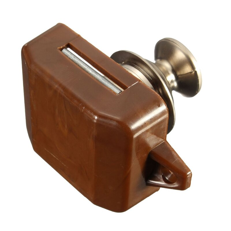 قفل بزر دفع جديد للعربة ، قفل كرفان ، منزل متنقل ، خزانة ، جديد
