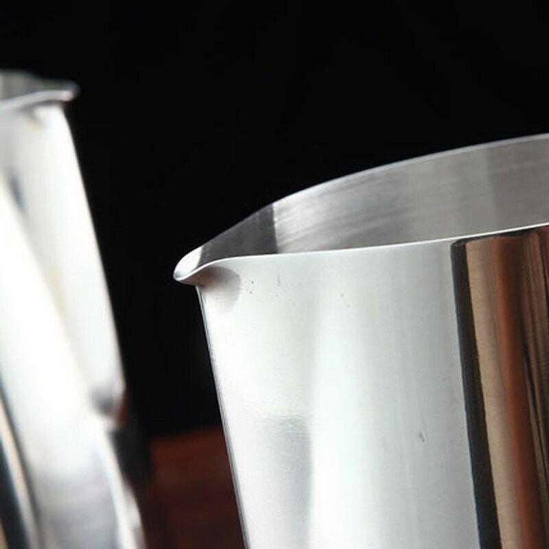 EworldสแตนเลสสตีลนมFrothing Jug EspressoกาแฟเหยือกBarista Craftกาแฟนมลาเต้Frothing Jug Kitche