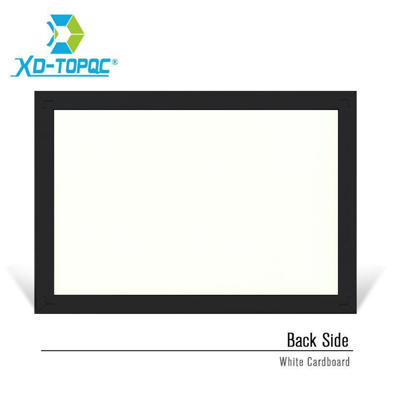 XINDI 5 สี Bulletin Board กรอบ MDF Cork BOARD 25*35 ซม.รูปภาพ PIN Memo Cork ข้อความบอร์ดสำหรับหมายเหตุบ้านจัดส่งฟรี
