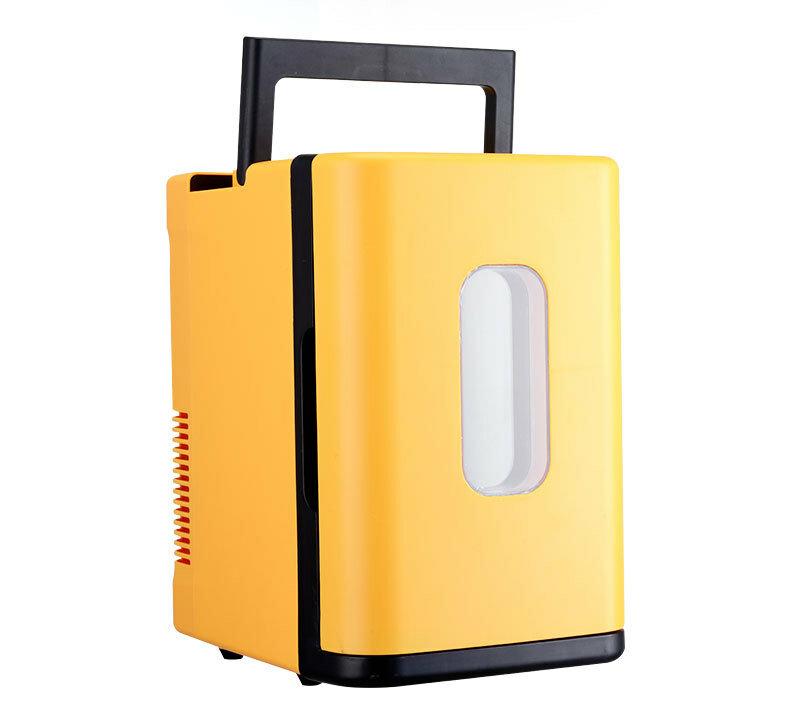 Mini réfrigérateur portable 12l, livraison gratuite, boîte de refroidissement automatique, pour étudiants, hotel, maison, cosmétiques, médicaments, stockage au froid