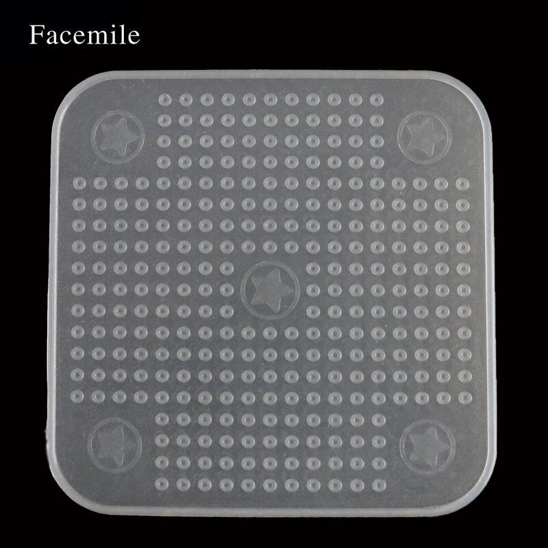 Tapas elásticas de silicona para mantener la comida fresca, sellador al vacío, accesorios de cocina multifuncionales, herramienta de regalo, 4 Uds.