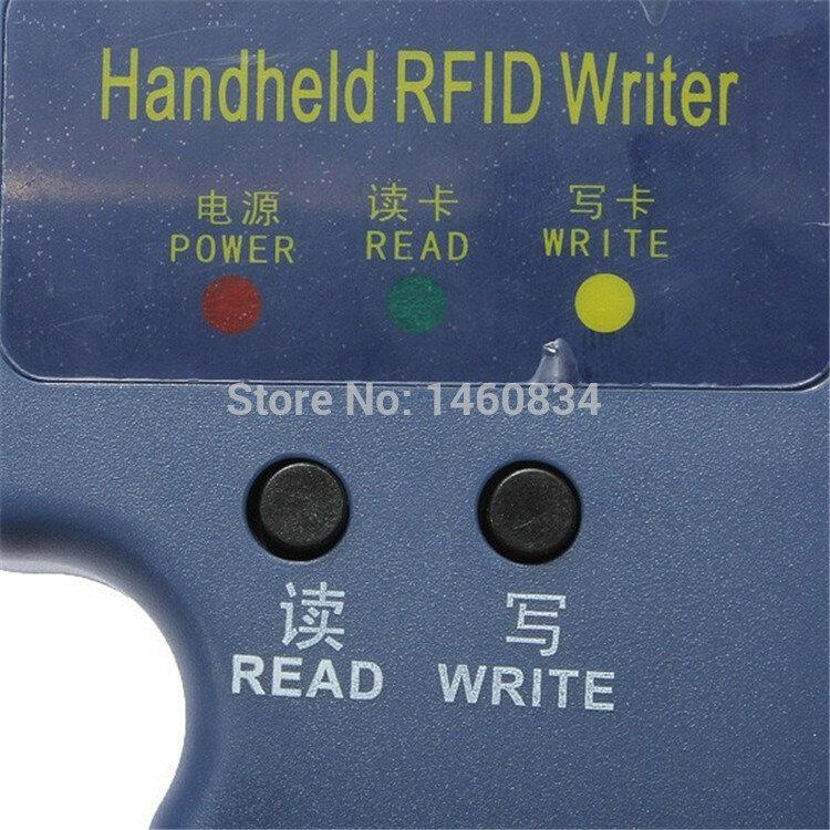Handheld 125KHz RFID Kopierer Reader Schriftsteller RFID Duplizierer EM ID Kopierer Großhandel Preis EM4305 T5577 Wiederbeschreibbare