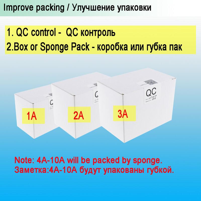 12 V สำหรับ led strip EU/US/UK/AU อะแดปเตอร์ AC110-220V to DC12V 1A 2A 3A 4A 5A 6A 10A สายไฟ 4 ตัวเลือกปลั๊กหม้อแปลง IQ