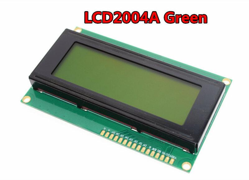 LCD Bord 2004 20*4 LCD 20X4 5V Grün bildschirm LCD2004 display LCD modul LCD 2004