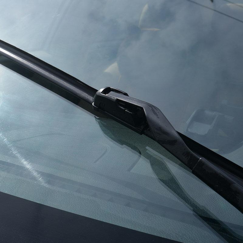 "Universal U-Type Soft Frameless Bracketless ยางรถกระจกใบปัดน้ำฝน 12 ""14'' 16 ''18'' 19 ''20'' 21 ''22'' 24 ''26''"