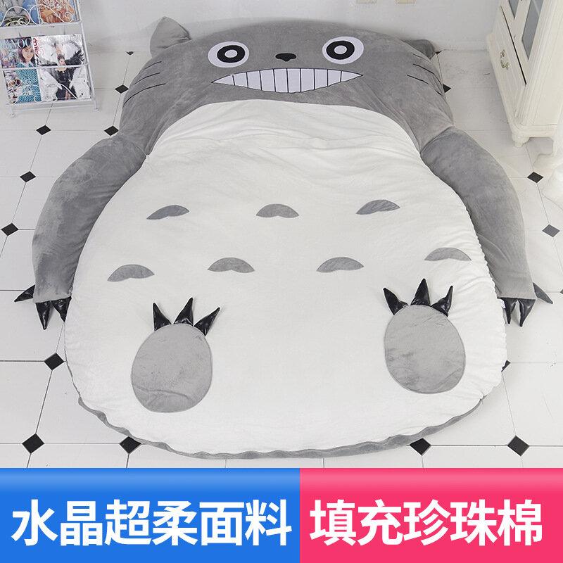 مرتبة سرير توتورو الكرتونية ، حصير حصير مفرد ، أريكة غرفة نوم صغيرة إبداعية