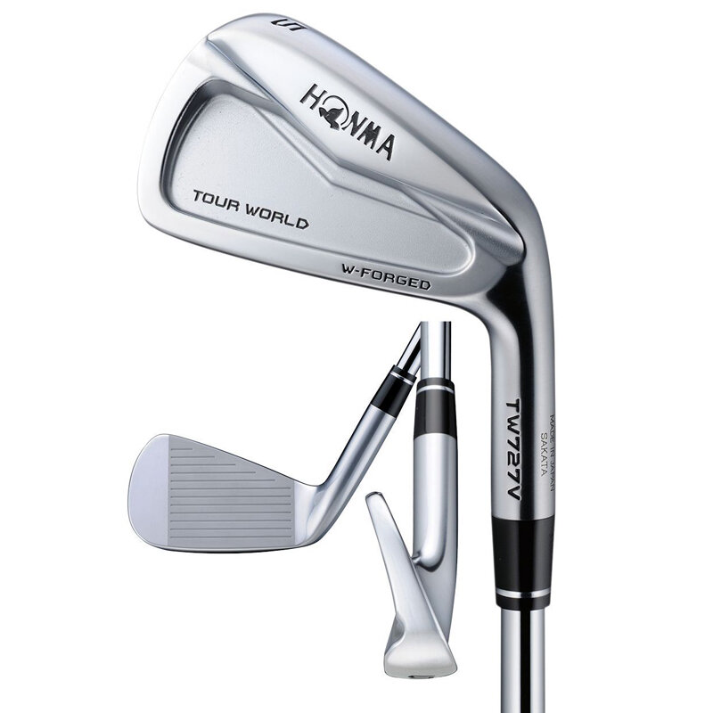 New mens Golf clubs HONMA TW727V Golf irons set 4-10 club ferri da stiro con N. s. PRO 950 R In Acciaio albero Golf Cooyute Trasporto libero