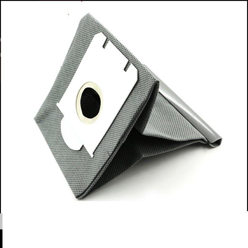 새로운 도착 진공 청소기 가방 필립스 fc8134 fc8613 fc8614 fc8220 fc8222 fc8224 fc8200 용 먼지 봉투 교체