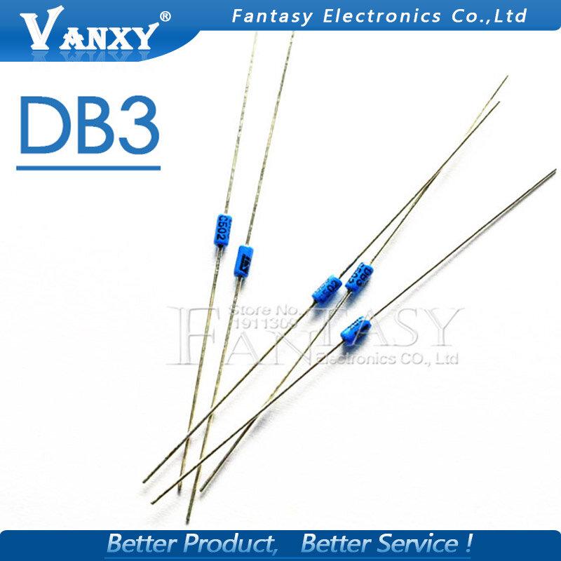 50 قطعة DB3 DB-3 دياك الزناد الثنائيات DO-35 DO-204AH