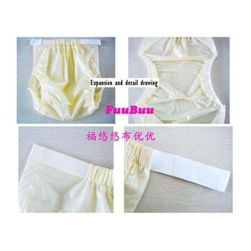 Couches non jetables pour adultes, livraison gratuite, couches-culottes en plastique pour incontinence