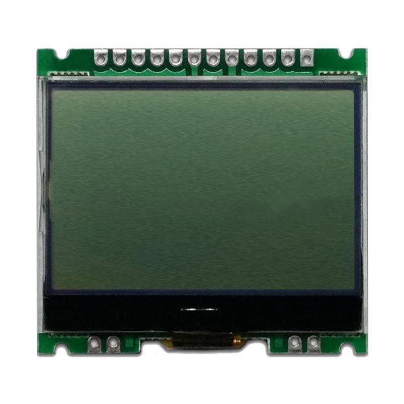 شاشة عرض LCD 12864G-086-P 12864, مصفوفة منقطة COG مع إضاءة خلفية 4 واجهة تسلسلية 5V L21