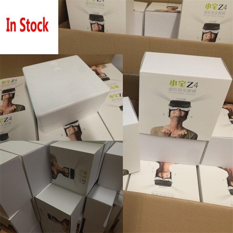 Heißer Verkauf! Google Karton BOBOVR Z4 gafas realidad virtuelle BOBO VR Für 4,7-6,2 zoll Smartphone + Multi-Funktion Bluetooth gampad