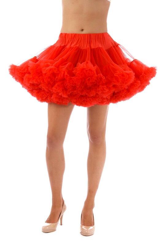 ثوب نسائي قصير من التول ، أسود ، أبيض ، أحمر ، وردي ، فستان زفاف ، قماش قطني