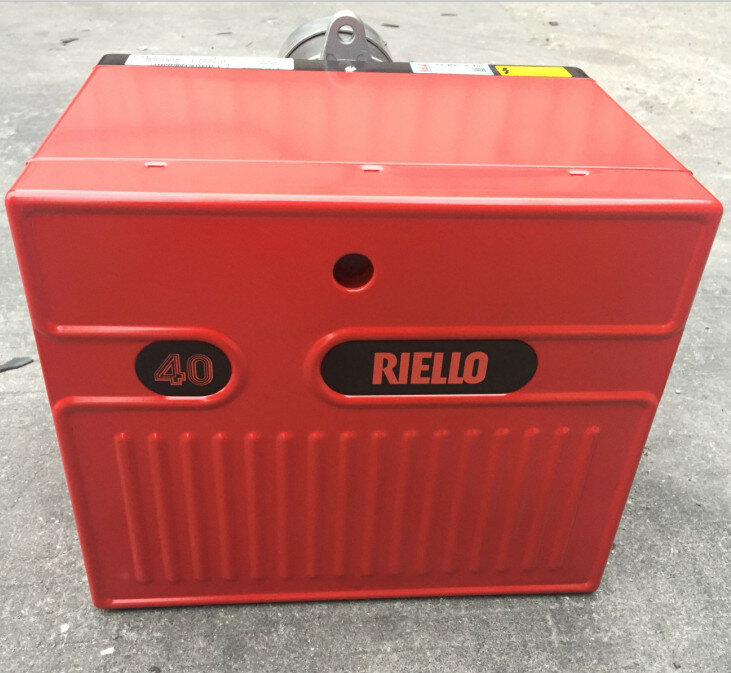 RIELLO-40G5LC حارق زيت الديزل ، حارق الديزل الصناعي ، مرحلة واحدة ، Riello G5 ، للفرن ، الخبز ، الغلاية