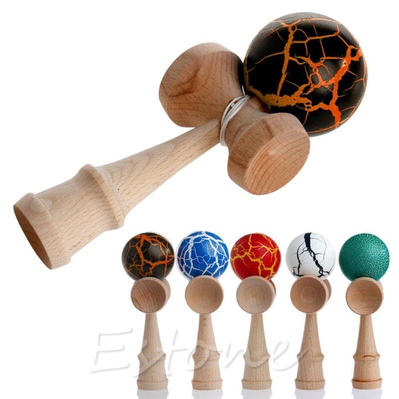 Nouveau jouet de sécurité de haute qualité en bambou Kendama meilleurs jouets en bois enfants jouet