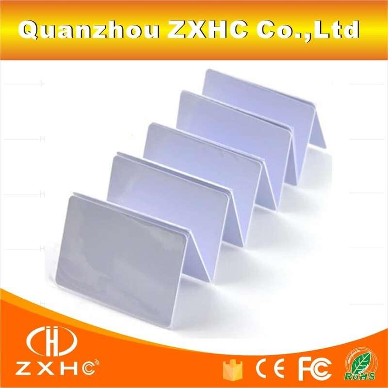 (10 قطعة/الوحدة) RFID 13.56mhz للكتابة FM1108 S50 الذكية بطاقات في التحكم في الوصول