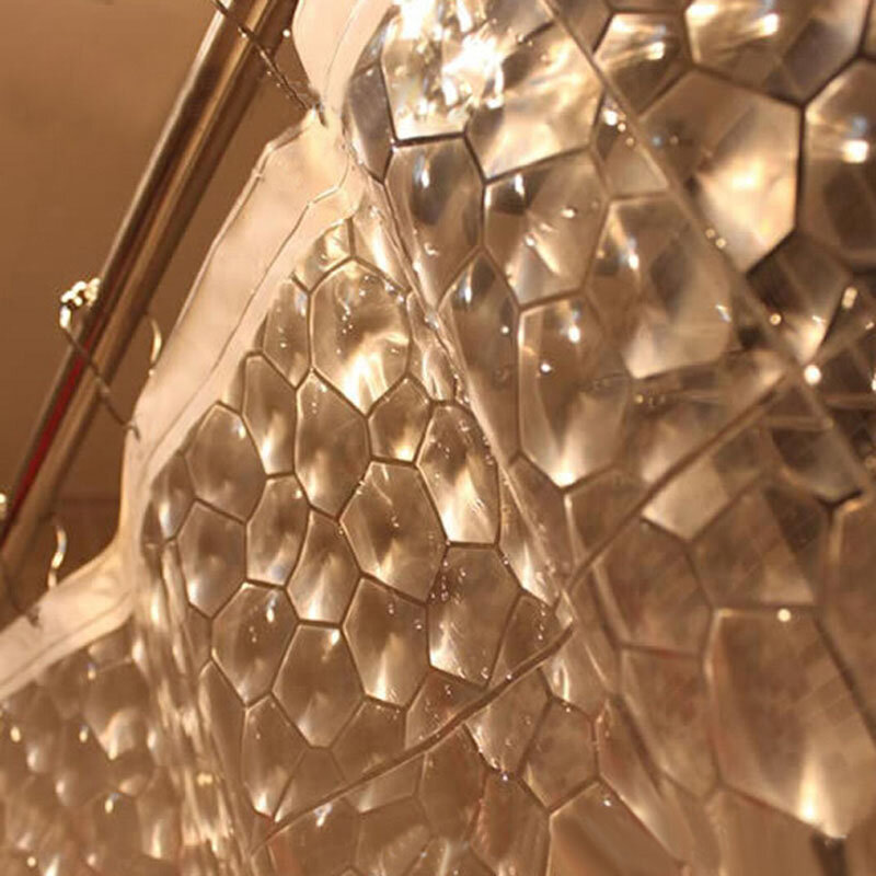1.8*1,8 m Dusche Vorhang Moldproof Wasserdichte 3D Verdickt Bad Bad Dusche Vorhang Umweltfreundliche Weiß Bad Produkte