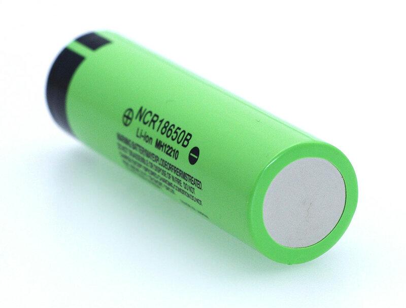 VariCore جديد الأصلي NCR18650B 18650 بطارية ليثيوم أيون 3400 mAh 3.7 فولت لبطاريات المصباح