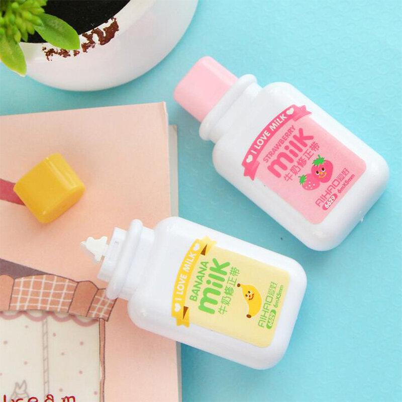 1 x simpatico nastro di correzione del latte materiale escolar cancelleria kawaii materiale scolastico per ufficio papelaria 6M