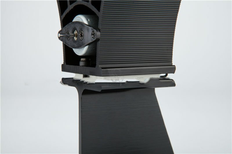الحرارة بدعم مروحة موقد أعلى مروحة 16% الوقود توفير Ecofan البسيطة مروحة