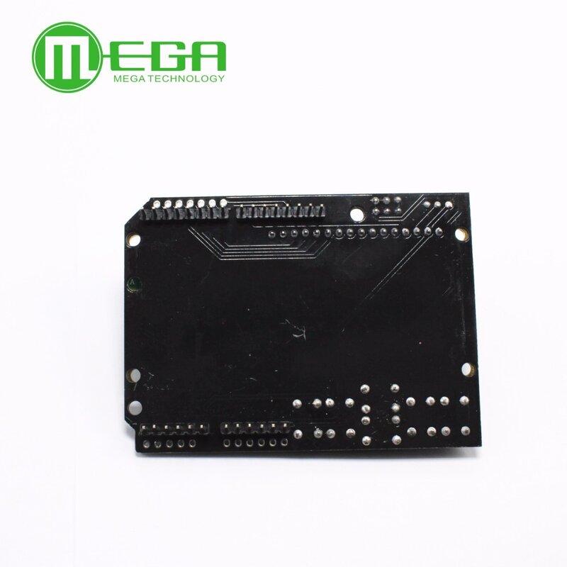 واقي لوحة مفاتيح LCD ، شاشة LCD1602 1602 لـ ATMEGA328 ATMEGA2560 raspberry pi UNO ، شاشة زرقاء
