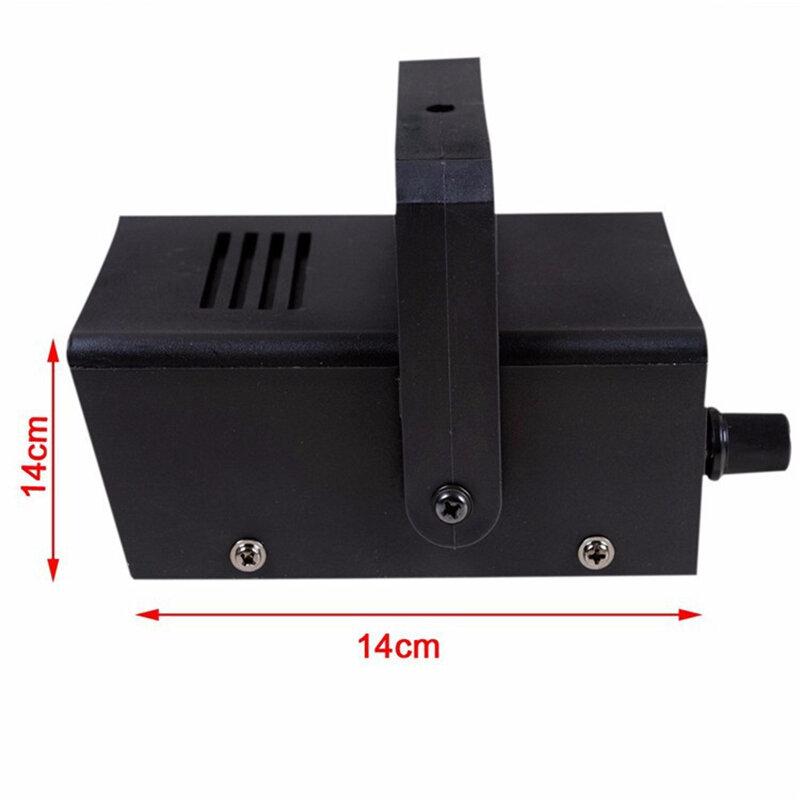 คุณภาพสูงEU Plugความสว่าง220V Mini DJ StrobeไฟDisco Party Bar Club StroboscopeขาวLight Effects