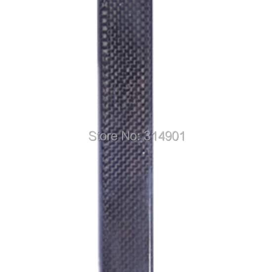 شحن مجاني 100% ألياف الكربون فارغة Sr. عصا الهوكي مع اسم لاعب مخصص