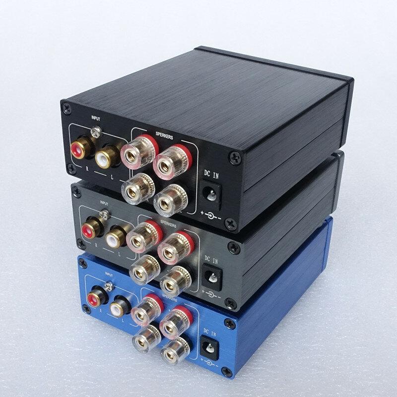 WEILIANG AUDIO TPA3116 2.0 الفئة D مكبر كهربائي رقمي صغير أقصى انتاج الطاقة 50 واط * 2
