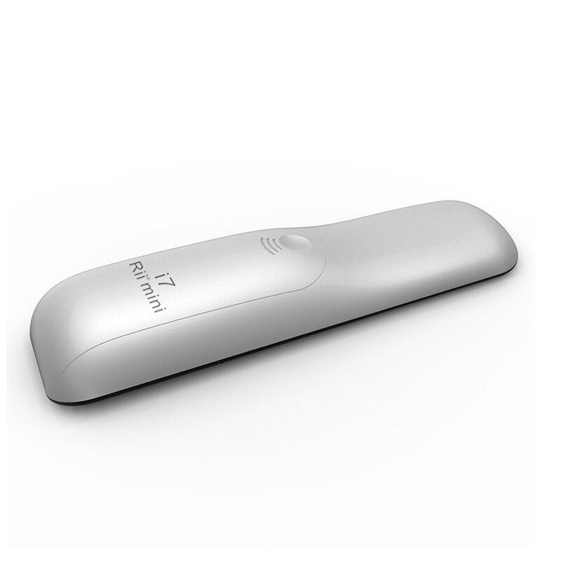 ต้นฉบับ Rii MINI i7 2.4G Wireless Air Mouse รีโมทคอนโทรล Motion Sensing ในตัว 6 แกนสำหรับกล่อง Android TV Smart PC